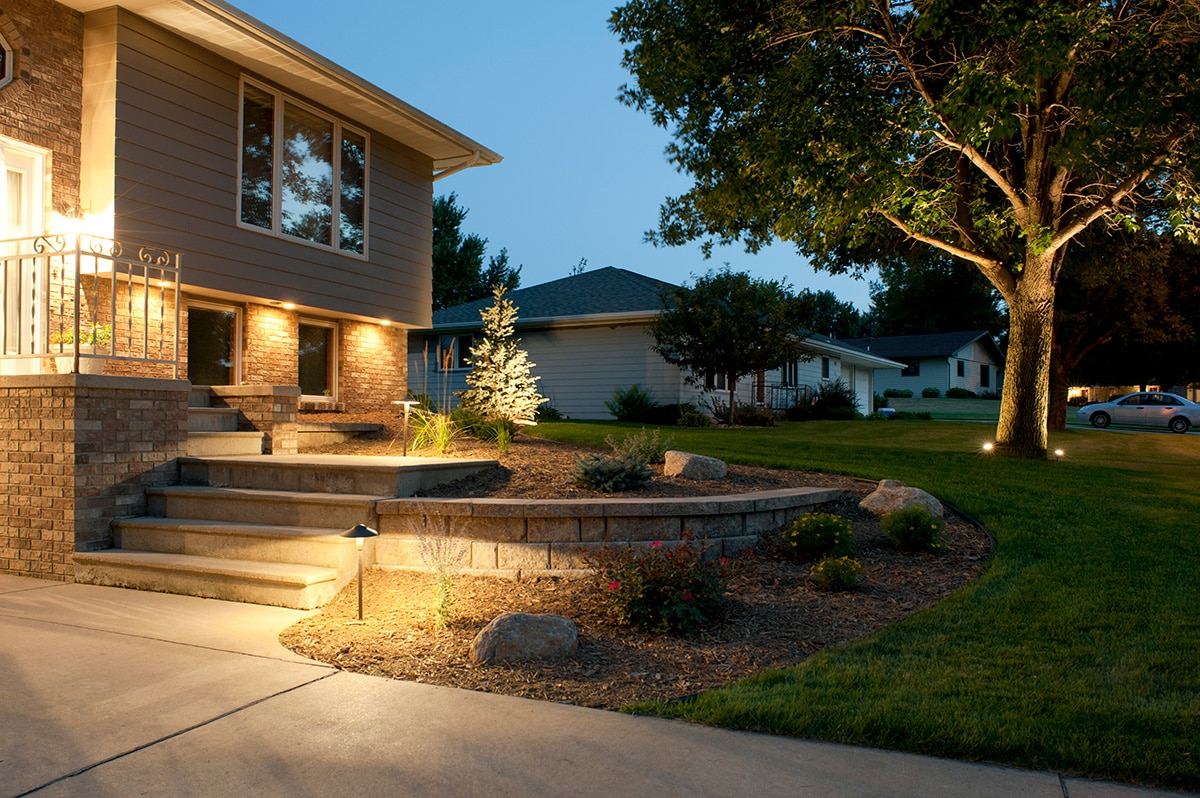 Hardscape & Landscape Lighting