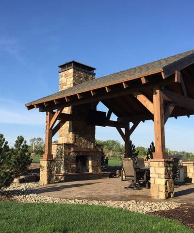 Pergolas, Pavilions & Arbors