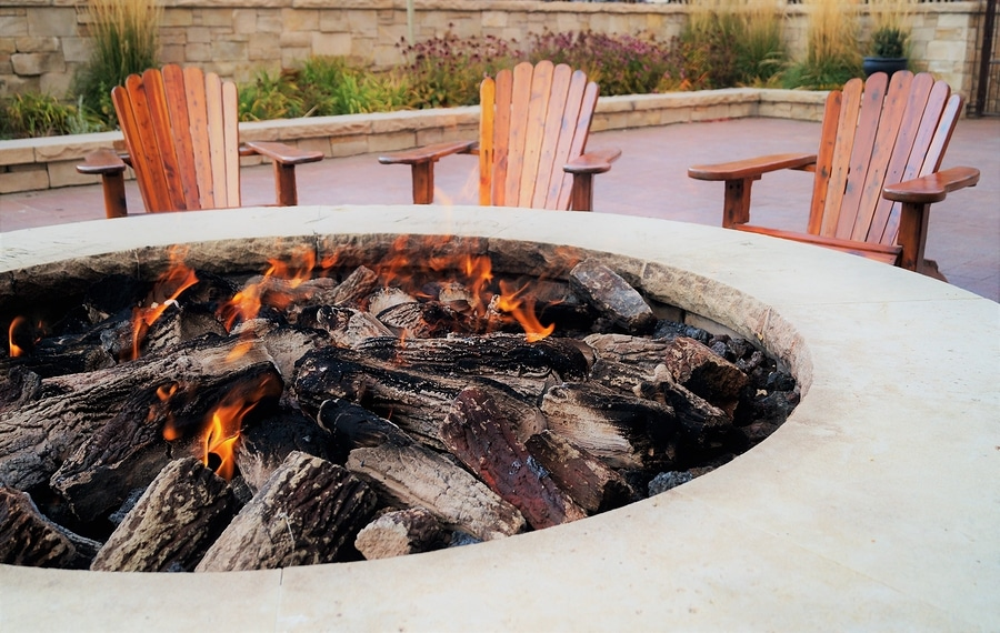 Protecting Your Fire Pit in Rainy Climates