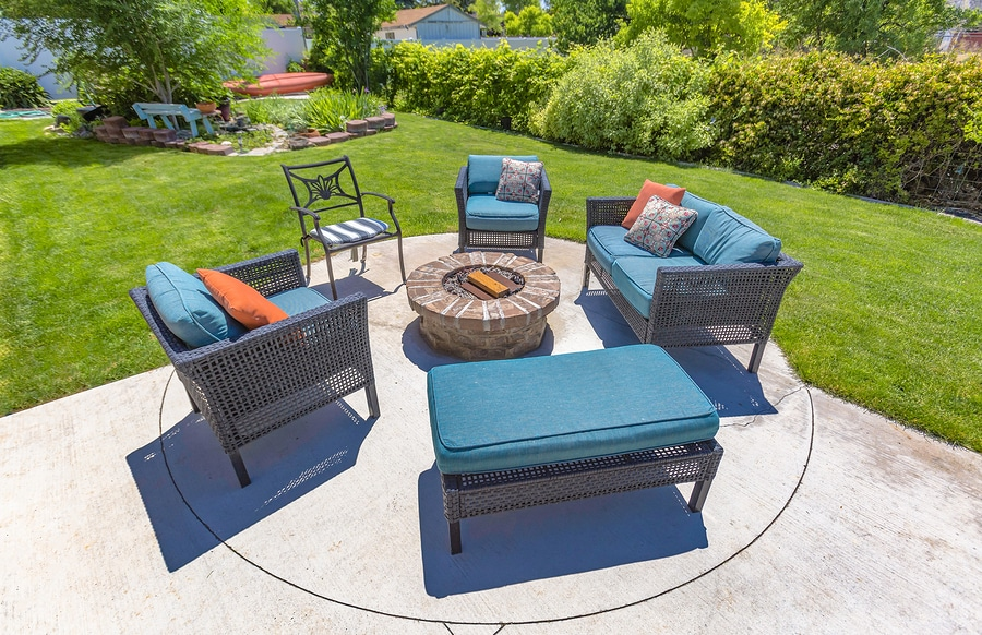 Fire Pits Are Not Only Beautiful but a Great Place to Create Memories with Family and Friends