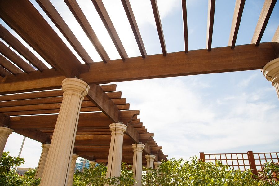 5 beautiful pergola decorating ideas