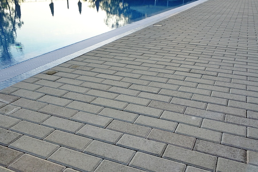 Benefits of having a paver patio pool deck